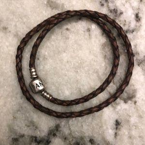 Pandora wrap bracelet